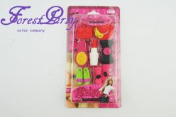 Make up eraser set