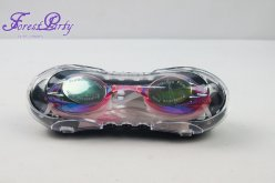 Anti fog UV protection swimming goggles
