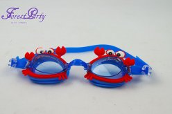 Kids anti fog swimming goggles